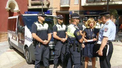 La Policía Local establecerá mañana normas especiales de circulación con motivo de la Procesión de la Virgen del Cisne