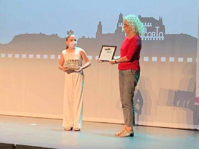 El último trabajo del lorquino Jesús Martínez Nota, Porappé, premiado en el Festival de Cine ''Plasencia En Corto''