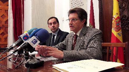 Francisco Jódar: ''juntos seremos más fuertes para recuperar nuestro casco histórico, que ha de ser una zona atractiva en la que a los lorquinos les guste vivir''