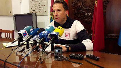 El Alcalde asegura que ''nada ni nadie va a privar a los lorquinos de disfrutar del Centro de Ferias y Congresos que esta ciudad merece''