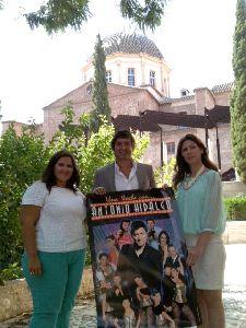 Los mayores de Lorca disfrutarán gratuitamente del espectáculo de música y humor ''Una noche con Hidalgo'' el 29 de septiembre, que será el día de Feria dedicado a ellos