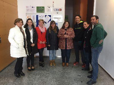 137 empresas de la comarca colaboran con el Ayuntamiento para la formación de casi medio millar de jóvenes beneficiarios del programa Empleo Joven Lorca