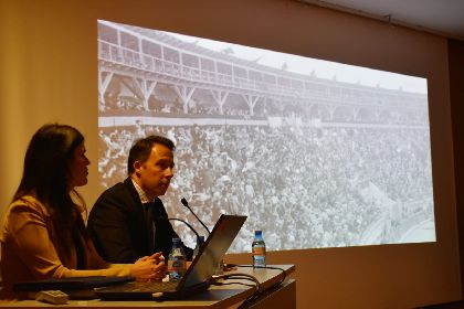 El Coso de Sutullena de Lorca se convertirá en un espacio polivalente que permitirá la dinamización cultural, social y festiva de Lorca
