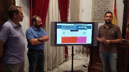Más de 135.000 usuarios visitaron 798.581 páginas de la web municipal, www.lorca.es, durante el primer semestre del año