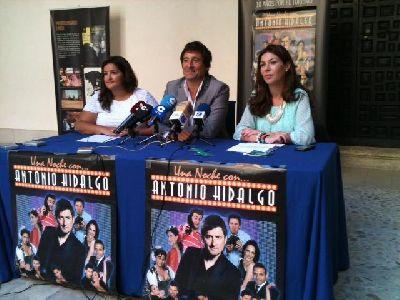 La Feria de Lorca completa su programación con una noche de cómicos el 25 de septiembre y cuatro conciertos de la Banda Municipal de Música