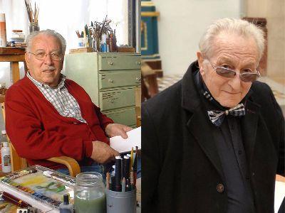 El Ayuntamiento homenajea a Muñoz Barberán y Joaquín Castellar otorgando su nombre a dos placetas