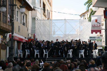 Concierto de la Banda Municipal de Música con motivo del XIII Aniversario de la Clausura del Regimiento Mallorca 13