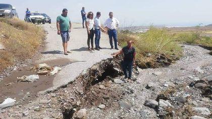 El Alcalde de Lorca se reúne esta tarde con el personal de emergencias y servicios municipales ante la previsión de lluvias torrenciales
