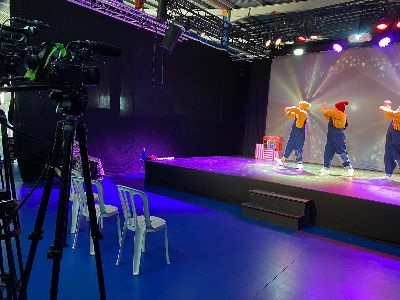 Continúa la programación de espectáculos infantiles 'on streaming' que el Ayuntamiento ha preparado para esta navidad