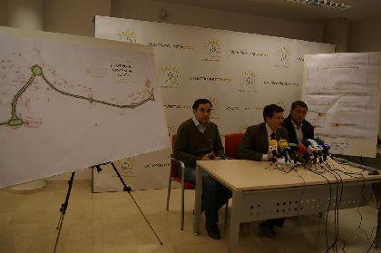 La Junta de Gobierno Local aprueba el convenio con la Comunidad Autónoma para empezar las obras de construcción de la ronda central