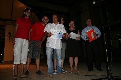 El cortometraje ?5bertura? rodado por jóvenes lorquinos consigue el segundo premio en el X Certamen de Cortos ?Paco Rabal? Cortema 2009