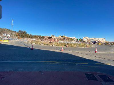 A partir del lunes habrá modificaciones en los accesos a San Antonio y en los desvíos por las obras del paso inferior
