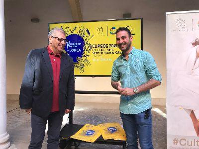 El director de cine Benito Rabal impartirá el curso ''Interpretación ante la cámara'' el viernes y sábado dentro de la programación de la Universidad Popular