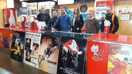 Los Goonies, Marty McFly y Los Cazafantasmas se unen en Lorca con el objetivo de recaudar alimentos para Cáritas