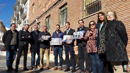 El Alcalde anuncia una inversión de 4,5 millones de euros que permitirá mejorar la Plaza de San Vicente y construir un nuevo edificio que sustituya a la vieja comisaría