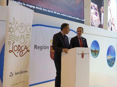 El Palacio Califal de la Virgen de las Huertas, la Sinagoga y San Patricio formarán parte de un nuevo itinerario turístico que permitirá conocer la influencia de las tres culturas medievales en Lorca