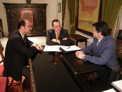 Lorca acogerá varios eventos del Foro de la Sociedad de la Información de la Región