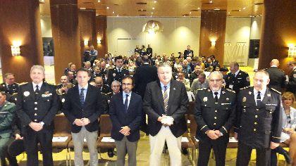 La gestión de la seguridad vial y la utilización de drones, temas a tratar en el II Encuentro de las Policías Locales de la Región de Murcia que se ha celebrado hoy en Lorca