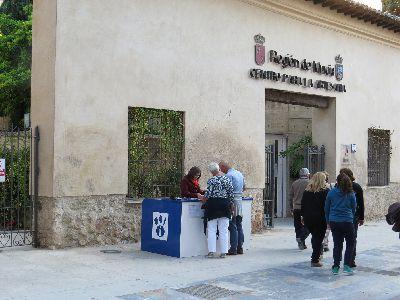 El dispositivo de información de la Concejalía de Turismo para Semana Santa incrementa un 50% las atenciones a visitantes en Viernes de Dolores y Domingo de Ramos