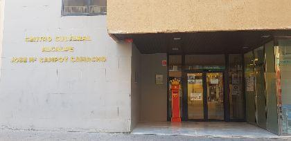 La sala de estudio del Centro Cultural de Lorca abrirá el 31 de diciembre y del 1 al 6 de enero de 9 a 22:45 horas