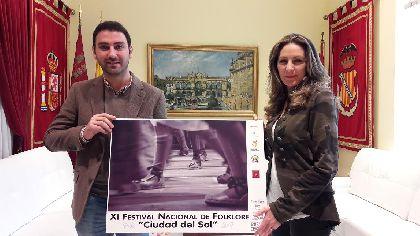 El mejor folclore de Burgos, Andalucía y Murcia estará presente en la XI edición del Festival Nacional ''Ciudad del Sol'' que se celebra este sábado en el Teatro Guerra