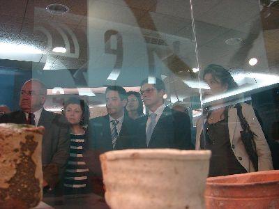 El Aula Selgas acoge hasta el 27 de septiembre ?Lorca, Luces de Sefarad?, la mayor exposición sobre el legado de la cultura judía que acoge el municipio