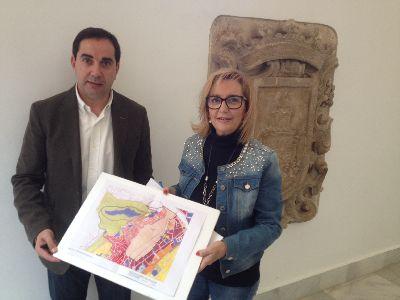 El Ayuntamiento de Lorca diseña una Estrategia de Desarrollo Urbano Sostenible para mejorar la zona histórica de la ciudad con fondos europeos