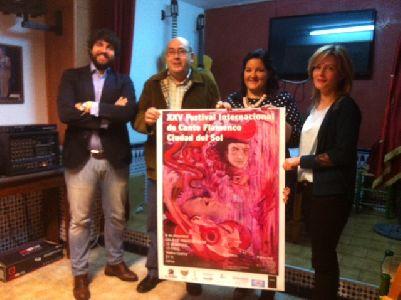 El Festival de Cante Flamenco Ciudad del Sol celebrará su 25 edición el 12 y 13 de diciembre en el Teatro Guerra