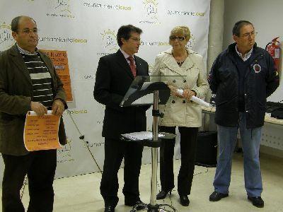 Los alcaldes pedáneos y de barrio de Lorca organizan una gala de coplas a beneficio de Cáritas