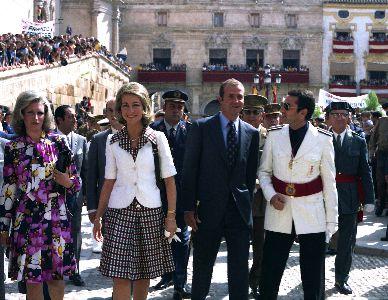 El Ayuntamiento decreta 3 días de luto por el fallecimiento de José María Campoy Camacho, que fue Alcalde de Lorca entre 1973 y 1975, y elegido concejal en 1979 y 1987