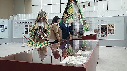 El Parlamento Europeo acoge una exposici�n sobre la reconstrucci�n de Lorca tras los terremotos y su riqueza cultural