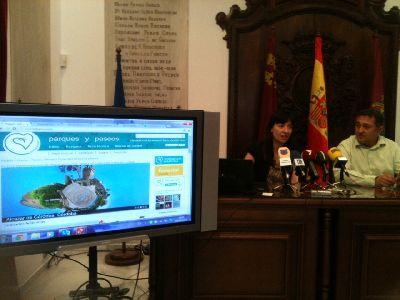 El Ayuntamiento de Lorca y la Asociación Española de Parques y Jardines Públicos se unen para promocionar las Alamedas lorquinas con una visita virtual
