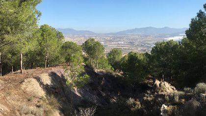 El alcalde de Lorca hace un llamamiento ''a la responsabilidad y al sentido común'' para la práctica del deporte