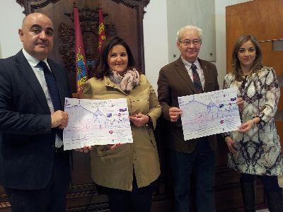 Los turistas podrán disfrutar de la ruta temática ''La Vía Dolorosa y El Calvario de Lorca'' el primer sábado de cada mes