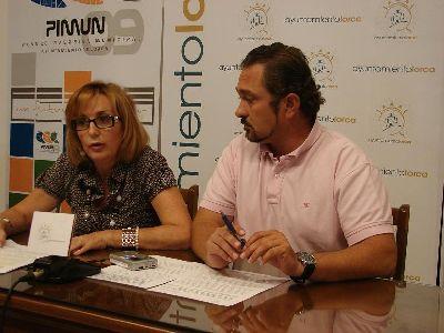 El Gobierno Municipal de Lorca encarga la instalación de alumbrado público en tres caminos de Marchena y otro en Parrilla, cofinanciados por la Comunidad Autónoma