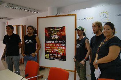 13 grupos participarán el 20 de agosto en la segunda edición del Metal Lorca, que será a beneficio de los afectados por los seísmos del 11 de mayo