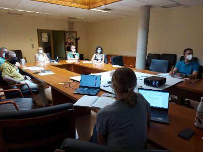 El Ayuntamiento de Lorca comienza a trabajar en la elaboración del Plan de Acción de la Agenda Urbana del municipio