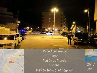 El Alcalde establece la presencia de una patrulla a pie de agentes de la Policía Local en el barrio de San Cristóbal para prestar servicio a vecinos y comerciantes