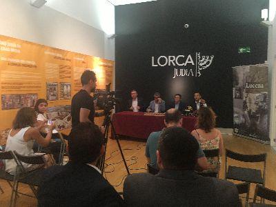 Lorca exhibe su tesoro patrimonial judío en el Palacio de los Condes de Santa Ana de Lucena