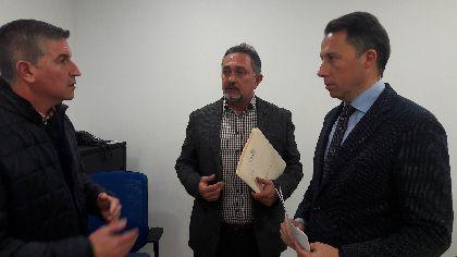 El Alcalde ratifica su apoyo a las más de 200 familias afectadas por las obras de la Alta Velocidad y exige al gobierno central que incluya sus alegaciones