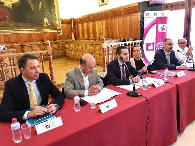 El Alcalde, Fulgencio Gil, reivindica el municipalismo como la herramienta de cohesión territorial más importante e insta a mejorar el modelo de financiación de los Ayuntamientos