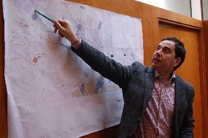 El Ayuntamiento de Lorca da la licencia de reconstrucci�n de un edificio de 12 viviendas en la Avenida Europa