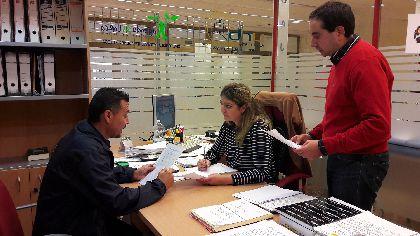La Oficina de Reconstrucción asesora diariamente de forma personal e individualizada a una media de 100 personas