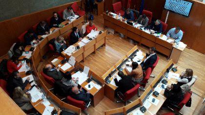 Todos los grupos políticos municipales aprueban una batería de acuerdos para la reactivación del casco histórico