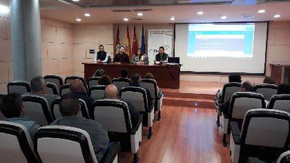 21 desempleados lorquinos de larga duración comienzan a trabajar en el Ayuntamiento gracias a una subvención del Servicio Regional de Empleo y del Gobierno de España
