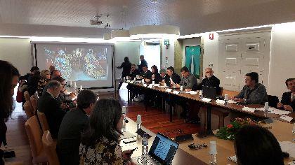 Lorca ocupa la vicepresidencia primera de la Red Europea de Celebraciones de la Semana Santa y Pascua con el objetivo difundir por todo el continente nuestros Desfiles Bíblicos Pasionales