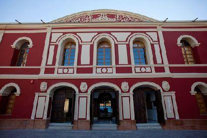El Ayuntamiento de Lorca invierte 35.000 euros en trabajos de reparación y modernización del Teatro Guerra