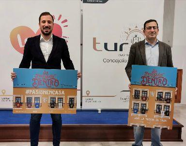 La concejalía de Turismo promueve una Semana Santa aún más diferente que se trasladará a balcones y redes sociales