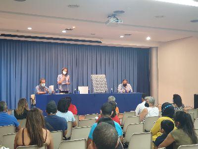 El Ayuntamiento celebra el sorteo del orden de elección de acceso a las viviendas de San Fernando