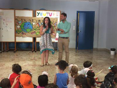 Imagen de 93 niños han participado en las Escuelas de Verano para Conciliar y Coeducar desarrolladas en La Paca, Almendricos y casco urbano entre el Gobierno Regional y el Ayuntamiento